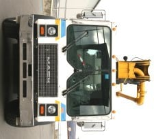 2005 Mack MR688S concrete pump truck