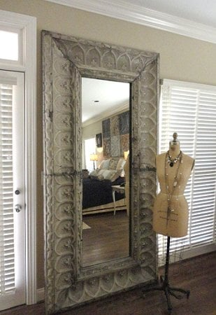 Beautiful full length mirror