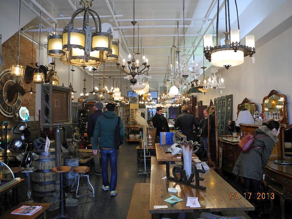 OGT Bowery store interior