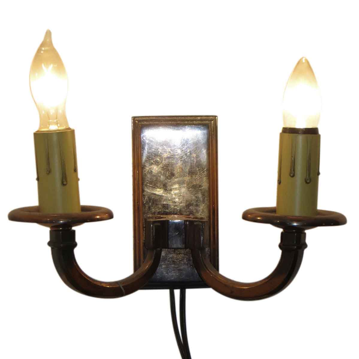 Wall Sconces Mid Century : European Mid Century Wall Sconces Olde Good Things