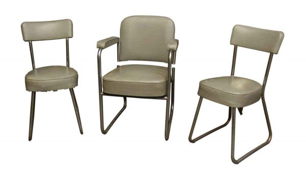 French 1950s Straford Style Chairs