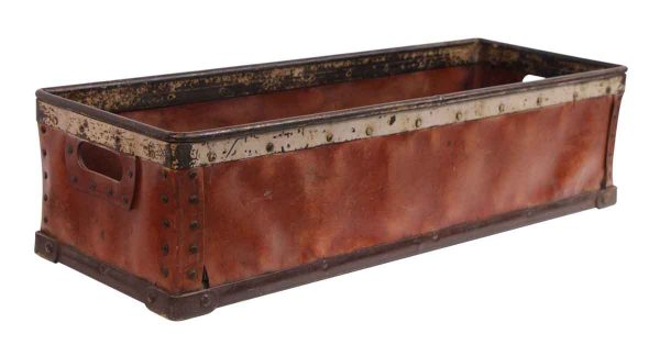 Vintage French Mill Case