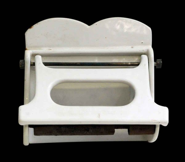 Wall Mount Toilet Paper Holder with Cover