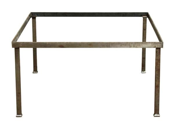 Square Metal Table Frame