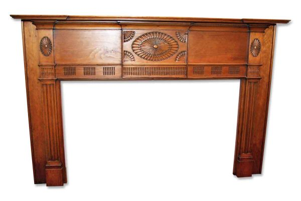 19th Century American Period Mantel