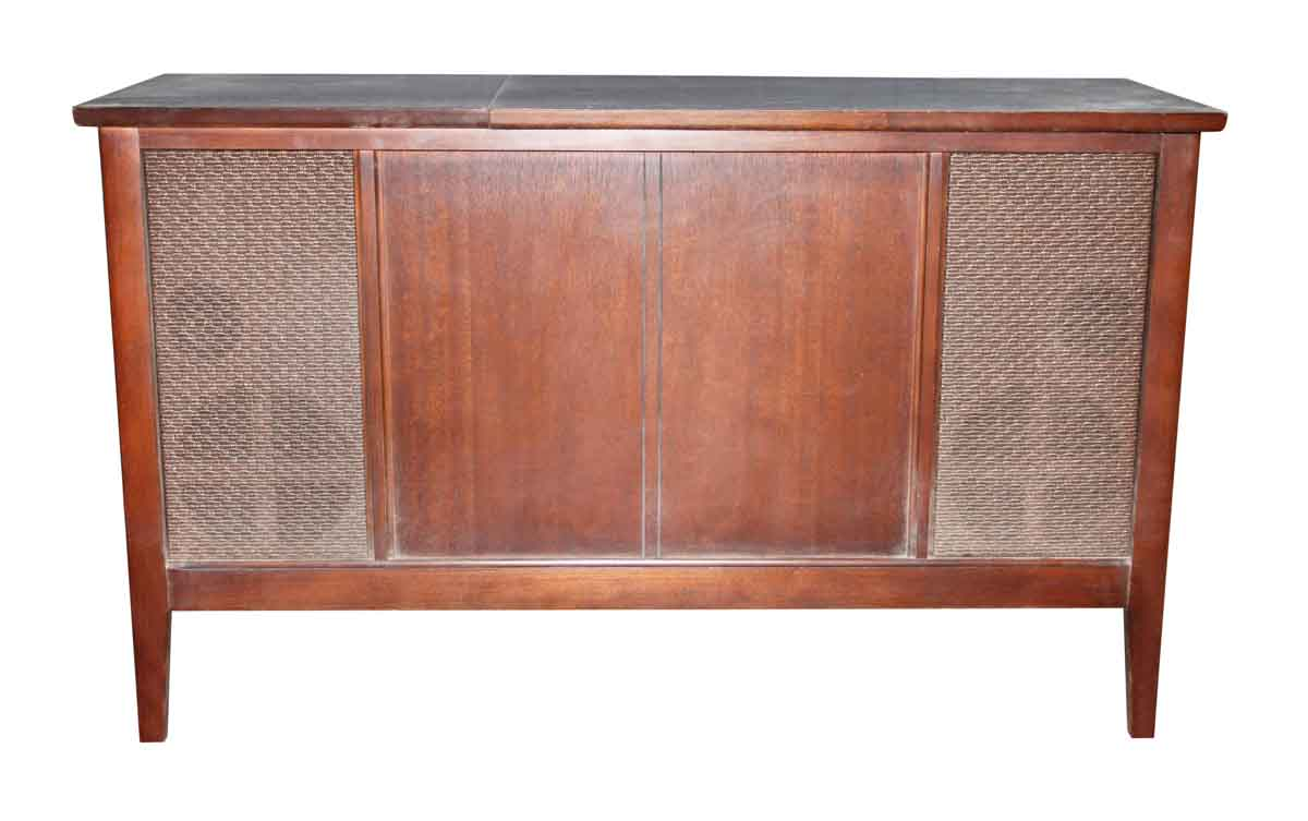 Antique Record Player In Wooden Cabinet Olde Good Things