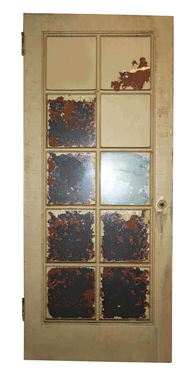 Single French Door with 10 Lites