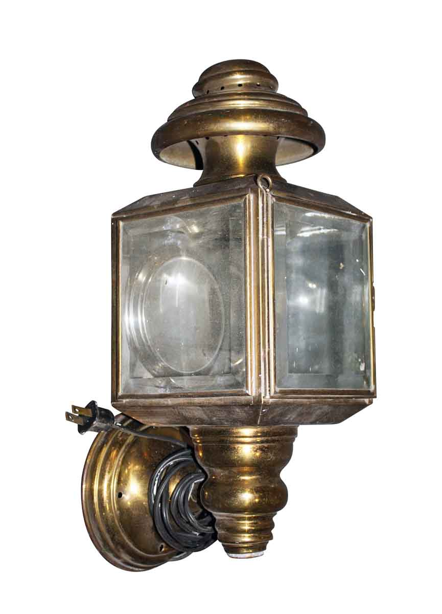 Carriage Light Sconce