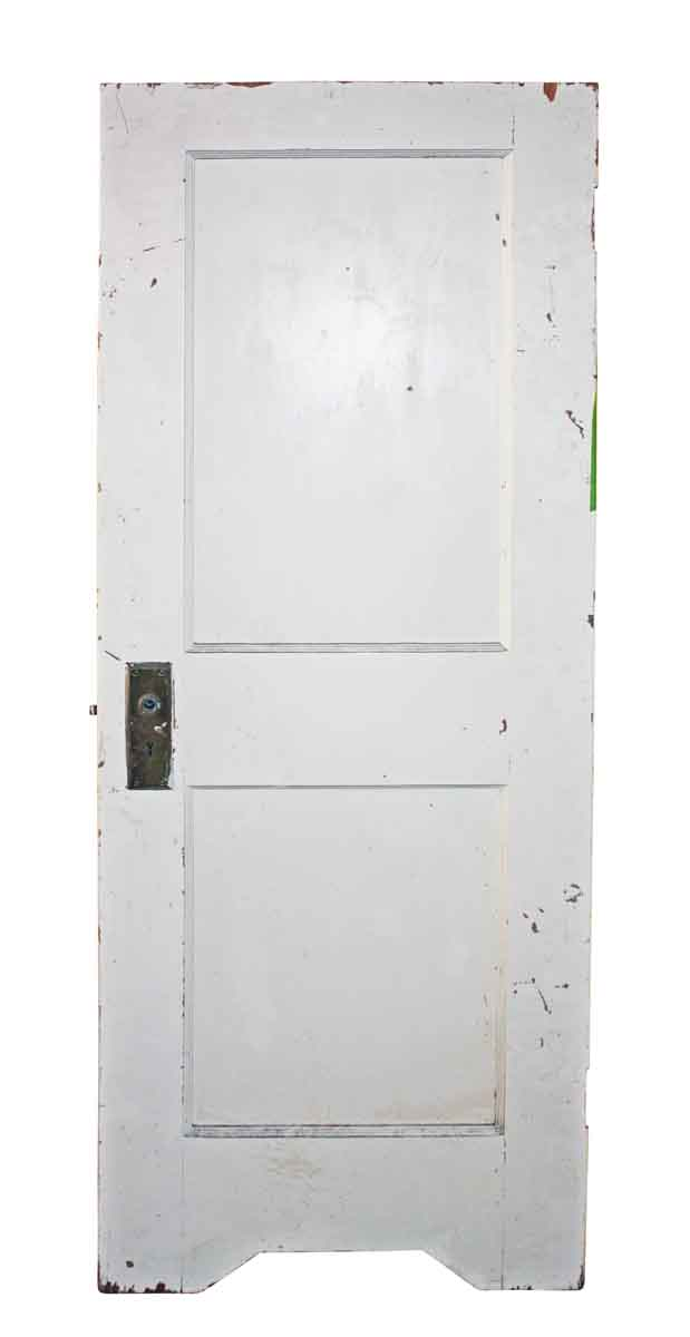 Two Panels Door