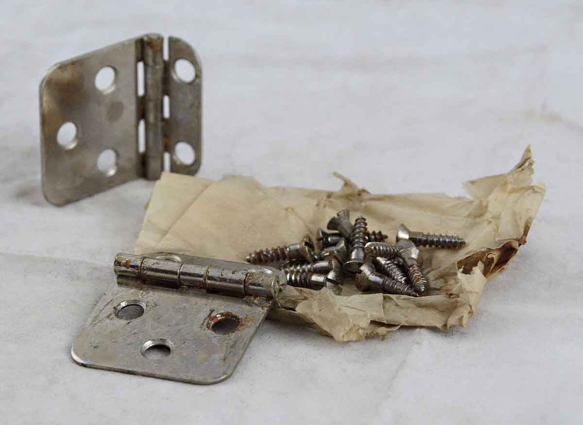 Old New Stock Cabinet Hinge