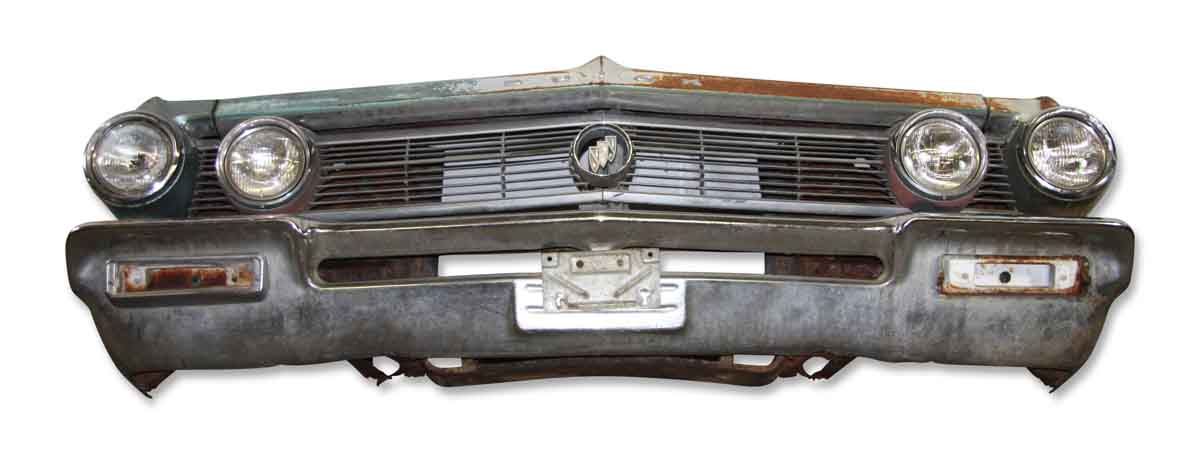 Buick Front Car End