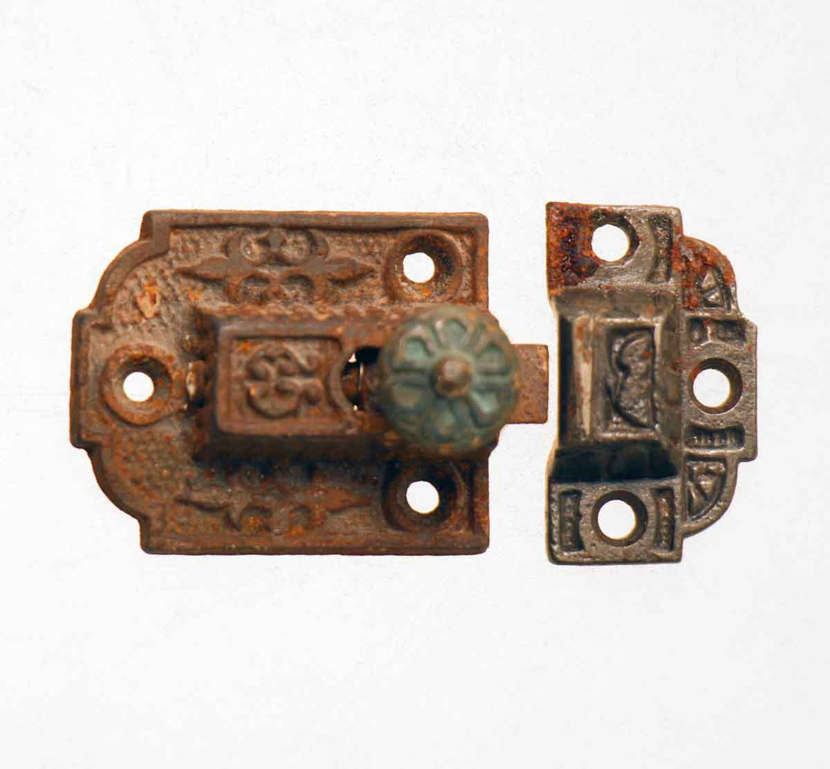 Aesthetic Victorian Cabinet Latch