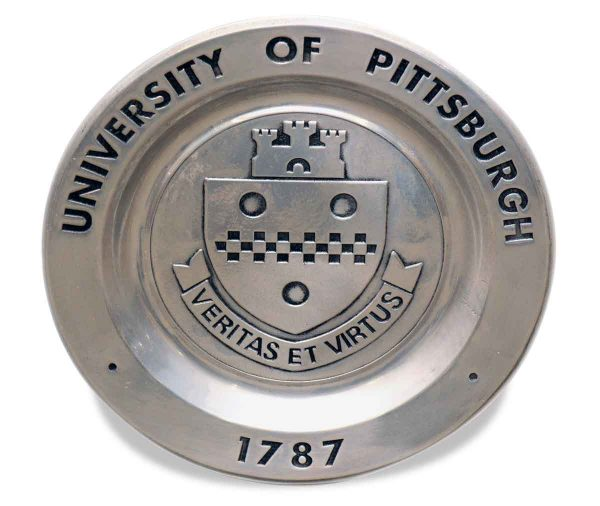 University of Pittsburgh Plate