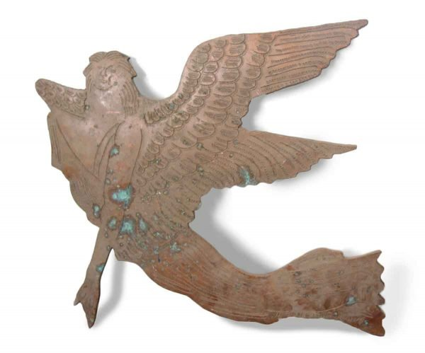 Handcrafted Copper Angel