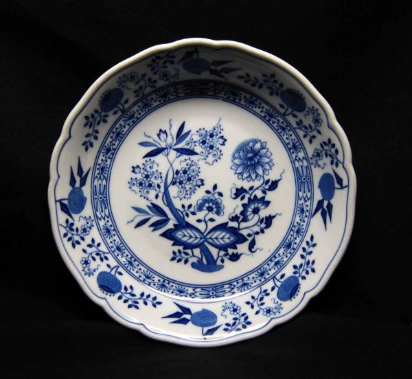 Hutschen Reuther Blue Onion Bowl