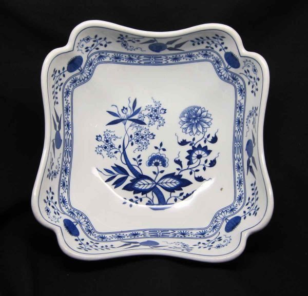 Hutschen Reuther Blue Onion Vegetable Bowl