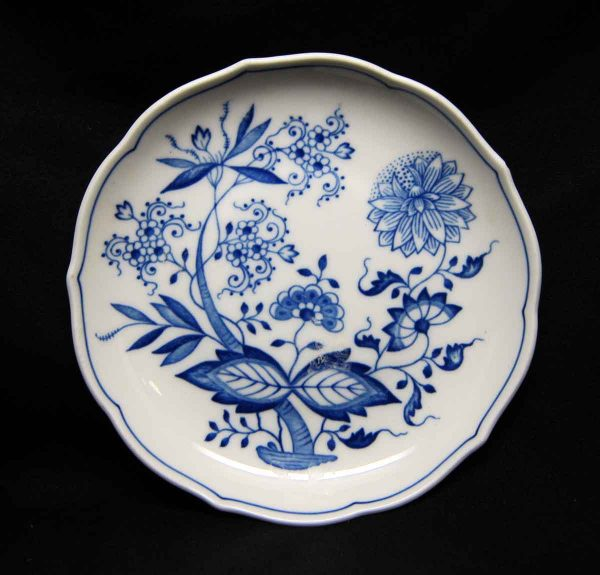 Hutschen Reuther Blue Onion Bread & Butter Plate