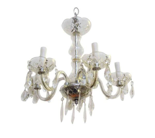 Crystal Cut Chandelier
