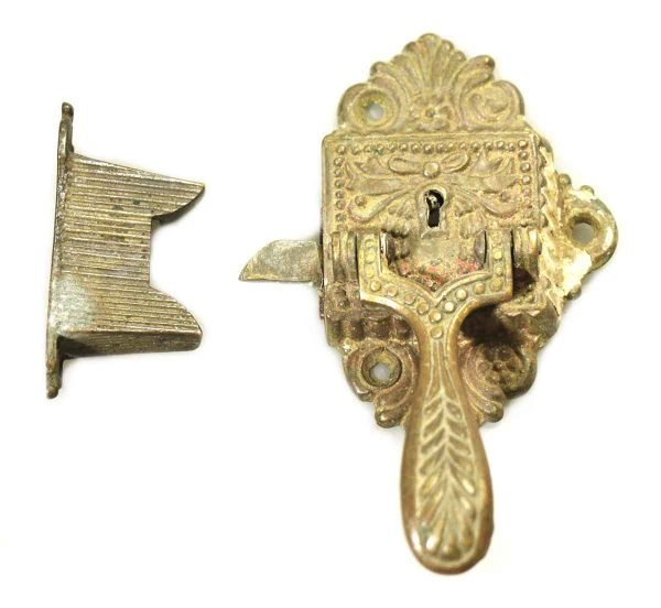 Vintage Ornate Ice Box Latch