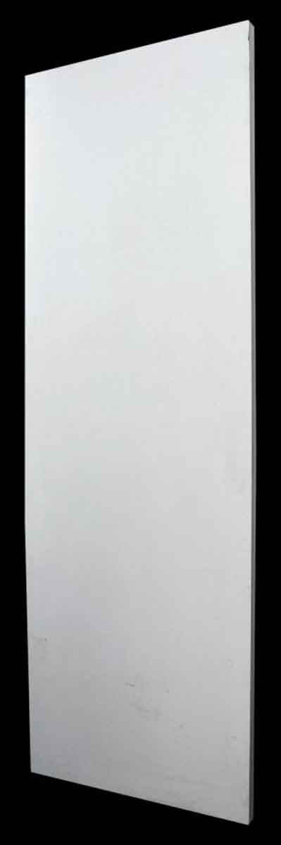 Plain White Solid Door