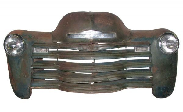 Chevy Truck Front End