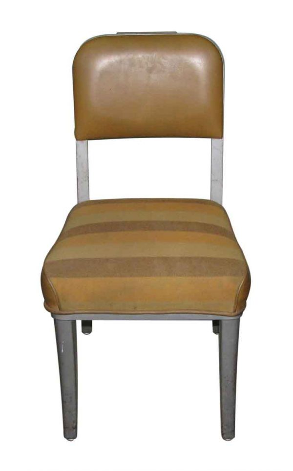 Steelcase Office Chair with Striped Colors