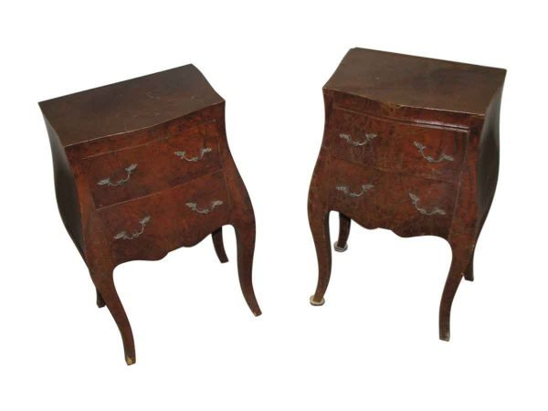 Empire Bed Side Tables