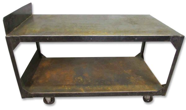 Industrial Metal Rolling Cart
