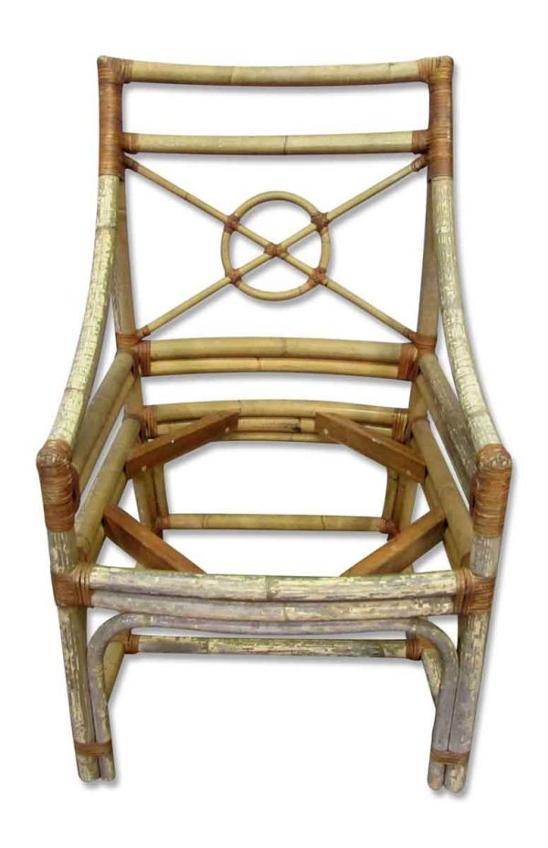 Native American Esque Cane Chairs