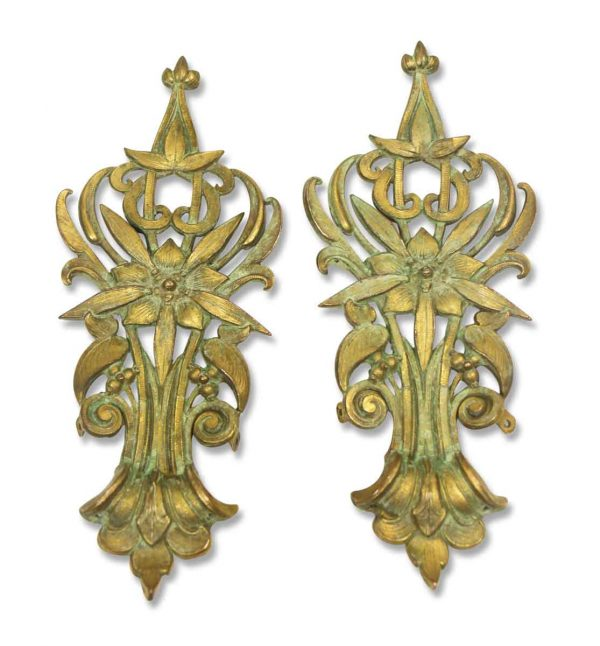Pair of Decorative Applique