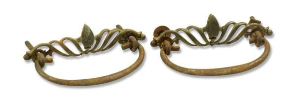 Pair of Small Victorian Bail Pulls