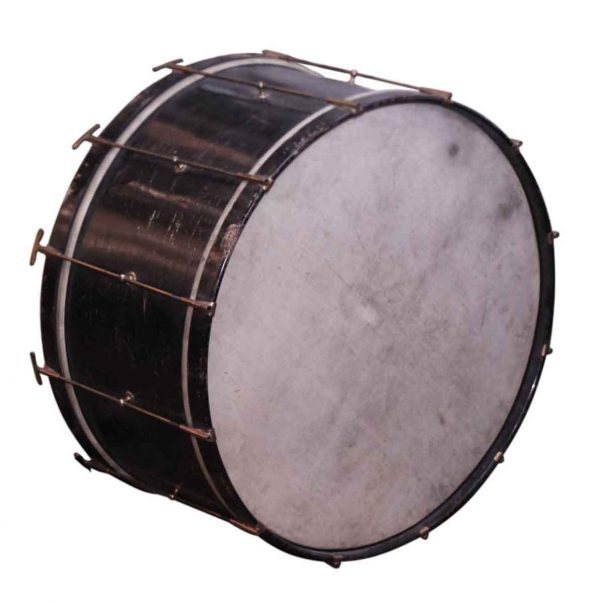 1930s Marching Band Drum