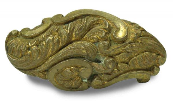 Collector's Quality Ornate Lever Knob