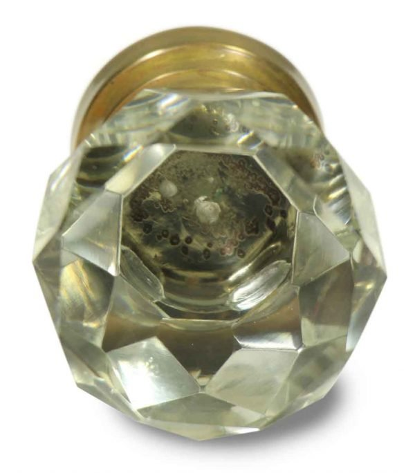 Collector's Quality Cut Glass Knob