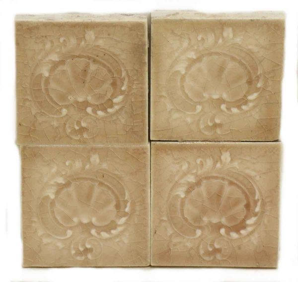 Pinkish Beige Decorative Tile