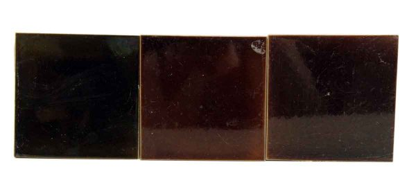 Brown 6 X 6 Square Ceramic Tiles