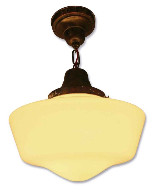 School House Pendant Light