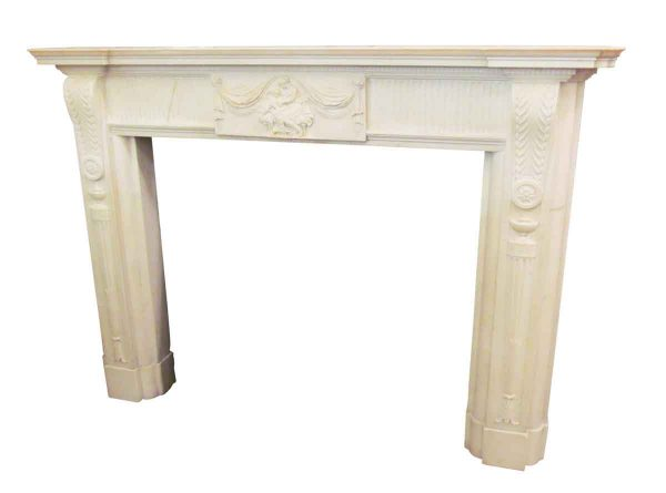 Federal Style Marble Mantel