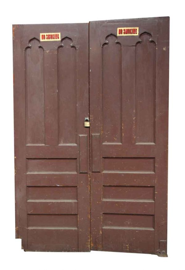 Set of Swinging Doors