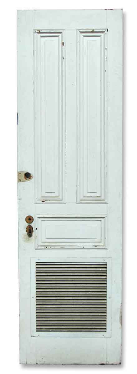 Single Door with Vent Panel