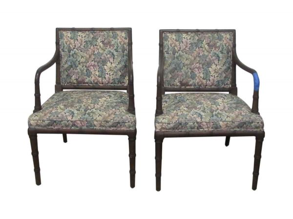 Pair of Hickory Antique Chairs