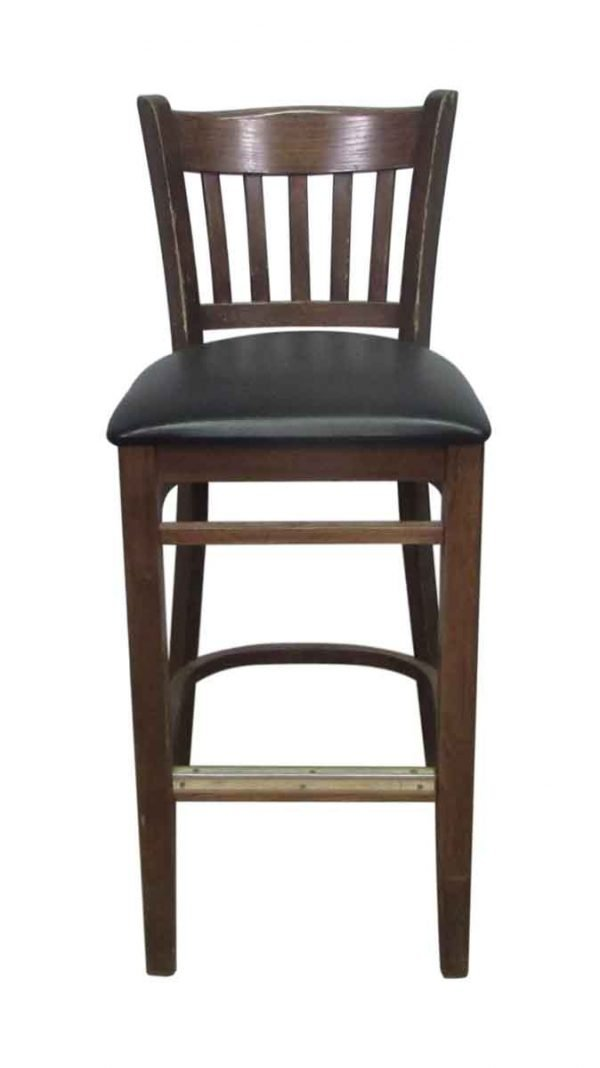 Salvage Wooden Bar Stools
