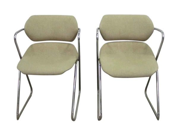 Pair of Mid Century Modern Chairs