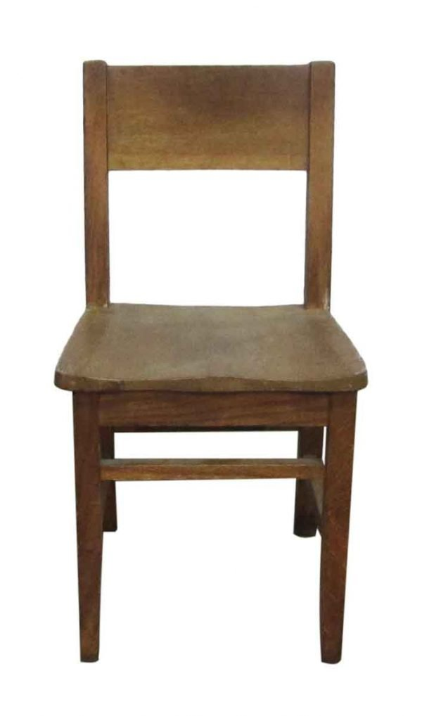 Simple Solid Wood Chair