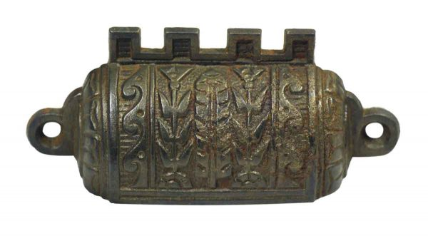 Aesthetic Ornate Drawer Cup Pull