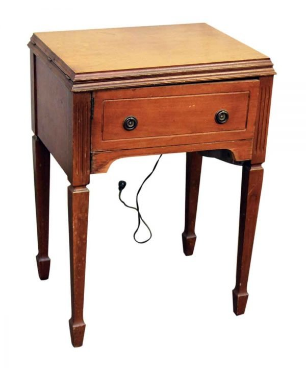 Sewing Machine Table Cabinet