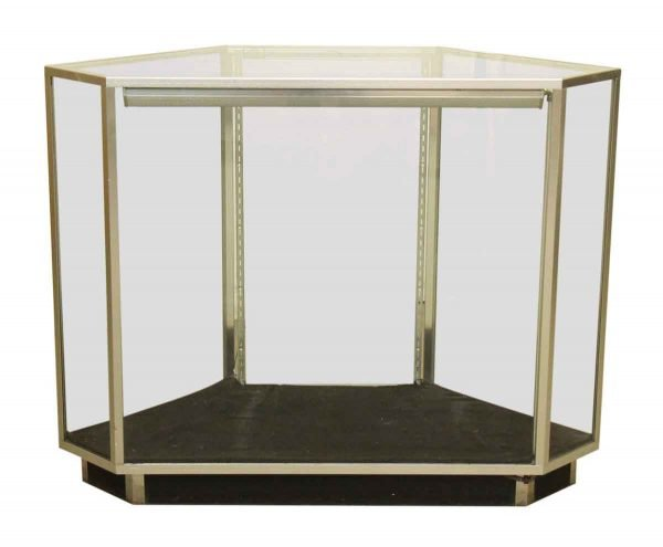 Polygon Display Case