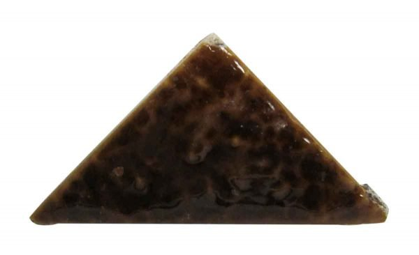 Brown Small Triangle Tile Set