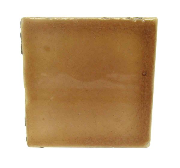 Light Brown Small Square Tile