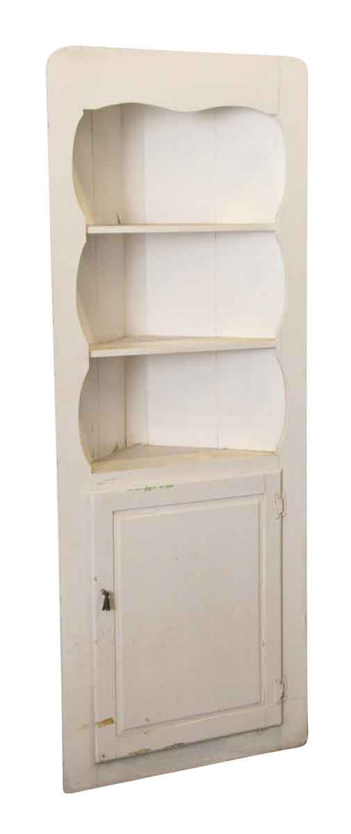 Country Corner Cabinet